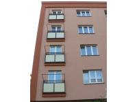 Výměna francouzských balkonů - Karviná